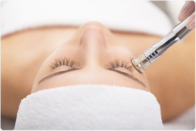 Microdermabrasion Beauty Belle